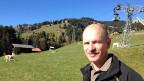 Hier hat er seine ersten Schwünge gemacht: Ex-Skistar Mike von Grünigen sorgt sich um die Bahn auf seinen Hausberg Rellerli.