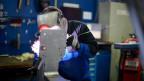 Im Maschinenbau gingen die Umsätz um fast 8 Prozent zurück, bei der Herstellung von Metallerzeugnissen und Elektronikausrüstung gar um 10 Prozent. Symbolbild.