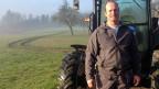 Landwirt Thomas Rytz aus Biezwil bei Grenchen braucht seinen Pflug nur noch selten - denn im Kampf gegen die Bodenerosion setzt man den sogenannten Grupper ein.