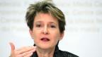 Bundesrätin Simonetta Sommaruga: «Mit der Schutzklausel können wir die Zuwanderung steuern.»