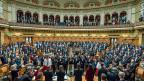 Mit der Wahl Guy Parmelins ist im Bundeshaus die Konkordanz wiederhehrgestellt.