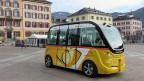 Wenn die erste Testphase erfolgreich verläuft, sollen ab Frühjahr 2016 bis zu neun Personen pro Bus durch die Fussgängerzone in Sitten befördert werden.