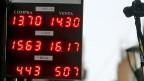 In Argentinien hat der Peso rund 30 Prozent an Wert verloren.