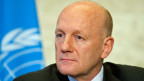 Manuel Bessler, der Chef des SKH, des Schweizerischen Korps für Humanitäre Hilfe.