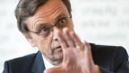 Hans-Jürg Käser, Präsident KJPD: Die drei Szenarien: 30'000 Menschen innert weniger Tage - 3 Monate lang je 10'000 Asylsuchende - 1 Monat mit 10'000 Menschen.