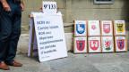 Die Initiative, die das Islam-Zentrum an der Universität Freiburg verbieten will, verstosse gegen die Bundesverfassung.
