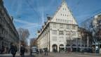 Die Credit Suisse hat bereits das Grieder Haus verkauft, um an neues Geld zu kommen. Es ist das bekannteste und markanteste Gebäude der Zürcher Bahnhofstrasse.