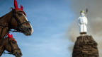 In einem halben Jahr sollen Zahlen vorliegen, die aussagen könnten, wieviel Stress das Sechseläuten den Pferden bereitet. Wieviel Stress für ein Pferd zu viel ist, darüber gibt es allerdings keine allgemein anerkannten Grenzwerte.