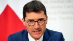 Der beste Kandidat unter vielen guten: Finanzminister Maurer ernennt Jörg Gasser zum neuen Staatssekretär für internationale Finanzfragen.