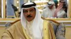 Bahrains König Hamad ibn Isa Al Chalifa ist zu Gast in der Schweiz.