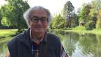 Für Georges Bürgin ist der Bally-Park zur Lebensaufgabe geworden. Heute macht er vor allem noch Führungen.
