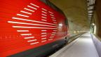 «Für Güter die Bahn»: Dirk Stahl, CEO von BLS Cargo, bezeichnet den neuen Gotthardbasistunnel zwar als grosse Chance – allerdings sei offen, wieviel der Tunnel für die Güterverlagerung bringe.