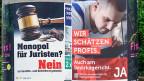 Im Kanton Zürich würde ein Ja am 5. Juni nur ein allmähliches Verschwinden der Laienrichter bedeuten. Gewählte Laienrichterinnen und -richter müssten nicht sofort zurücktreten, könnten sich sogar wiederwählen lassen. Neu wählen dürfte das Volk nur noch Profis.