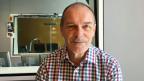 Christop Reichenau. Der ehemalige Berner Kultursekretär gilt als Kenner der Berner Reitschule.