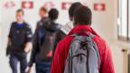 Die Grenzwächter merken als erste, wenn auf einmal deutlich mehr Menschen in die Schweiz kommen.