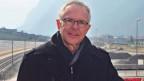 Der Urner Kantonsingenieur Stefan Flury war als Leiter Gotthard-Basistunnel bei Alptransit seit Anfang an  – also seit 1990 – dabei.