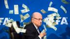 Ex-Fifa-Präsident im Geldregen.