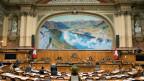 Auch am Montag wurde im Nationalrat über die Unternehmenssteuerreform diskutiert.