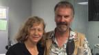 Künstlerduo «Haus am Gern»: Barbara Meyer Cesta und Rudolf Steiner.