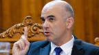 Bundesrat Alain Berset: «Fünf Jahre Arbeit für nichts und wieder nichts.»
