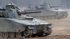 Rüstungsbetriebe rund um den Bodensee boomen. Mit Kriegswaffen werden in der Schweiz jährlich Hunderte von Millionen Franken umgesetzt.
