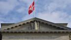 Die Gerichte müssten prüfen, ob die Aufnahme der Personen auf der Liste evt. menschenrechtswidrig sei.  Bundesgericht in Lausanne.