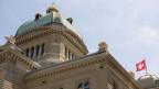 Die OECD rühmte die Schweiz für die «Vorreiterrolle in Sachen Potentatengeld». Bundeshaus in Bern.