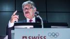 Jörg Schild ist überzeugt, eine gute, bescheidene Kandidatur, wie die Schweiz sie machen könne, wäre nicht nur sinnvoll, sondern könnte durchaus im Interesse des IOK sein.