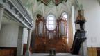 Schauplatz für die Aufführung von über 200 Bach-Kantaten: die reformierte Barockkirche in Trogen.