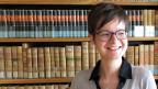 Hat den Überblick über die Wirtscahftsgeschicht und alle «Appenzellensia»: Kantonsbibliothekarin Heidi Eisenhut.