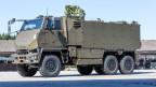 Rund 70 Prozent der gepanzerten Fahrzeuge liefert die Mowag ins Ausland.