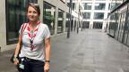 Barbara Blanc, die oberste Pfaderin der Schweiz, erzählt, wie die Pfadi sie geprägt haben und was ihr an der Arbeit mit Kindern gefällt.
