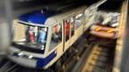 Strassenbahn- oder Metro-Linien wie hier in Lausanne wären ohne Bundeshilfe gar nicht mehr finanzierbar.