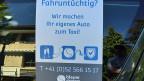 Die «Blauen Elefanten» sind derzeit in den Kantonen Thurgau, St. Gallen und den Städten Zürich und Winterthur unterwegs.