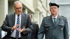 Verteidigungsminister Guy Parmelin und sein neuer Armeechef Philippe Rebord – noch auf der Suche, wofür sie die 20 Milliarden Franken in den nächsten vier Jahren einsetzen wollen.