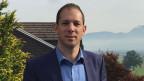 Alex Arnold (31), Gemeindepräsident von Eichberg im Rheintal.