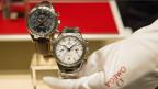 Seit 2 Jahren sind Uhren und andere Luxusgüter im Ausland nicht mehr so gefragt.