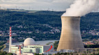 Am meisten Sympathien für einen raschen Atomausstieg gibt in der Romandie. Kernkraftwerk Leibstadt.