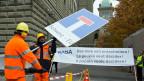 Gemäss den Rasa-Initianten steckt die Schweiz seit der Annahme der Masseneinwanderungsinitiative am 9. Februar 2014 in einer Sackgasse.