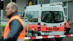 Die Polizei hat in der Winterthurer Moschee und bei drei Personen eine Hausdurchsuchung gemacht. Der Imam und die drei weitere Beschuldigte werden nun befragt.