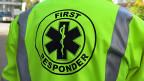 Da die «Firstresponder» vor Ort leben oder arbeiten, können sie noch schneller vor Ort eintreffen als die Sanität.