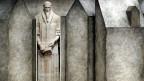 Genf rühmt sich, die Öffnung gegenüber Europa und der Welt habe bereits mit Johannes Calvin begonnen; der Reformator habe den internationalen Geist nach Genf gebracht.