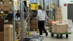 Die Wiedereingliederung kranker Menschen in den Arbeitsmarkt sei tatsächlich schwierig, sagt der Experte beim Bundesamt für Sozialversicherungen. Bild: Ein behinderter Mitarbeiter bei Tobler Protecta.