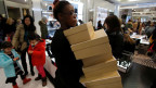Warum nicht am Black Friday einkaufen, wenn an diesem Tag alles mehr als 30 Prozent billiger ist?