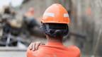 Einheimische Bauführer, Poliere und andere Spezialisten finden einen Job; Sorgen macht man sich um weniger qualifizierte Bauarbeiter.