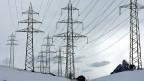 Zwei Drittel des Schweizer Stromnetzes sind über 40-jährig. Das ist ein Problem, denn früher wurde das Schweizer Stromnetz weniger stark beansprucht.