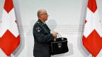 Philippe Rebord, der bald 60jährige erhält nun den dritten Stern auf die Uniform und steht als Armeechef zuoberst auf der Karriereleiter.