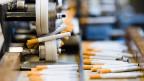 Dicke Luft oder viel Rauch um nichts? Die Tabaksteuer soll nicht erhöht werden - die Lungenliga zeigt sich enttäuscht.