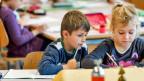 Soll Französisch in der Primarschule Pflicht werden? Der Bundesrat hat sich noch nicht definitiv entschieden.