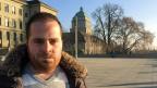 Mohammed Nweylati hat bereits studiert – an der Universität von Damaskus, in seiner Heimat Syrien. Nach dem Studium hat er als Maschinen-Ingenieur gearbeitet, unter anderem auch in Dubai. Das sei in seinem früheren Leben gewesen, sagt der 32-Jährige, bevor er 2014 in die Schweiz geflüchtet sei.